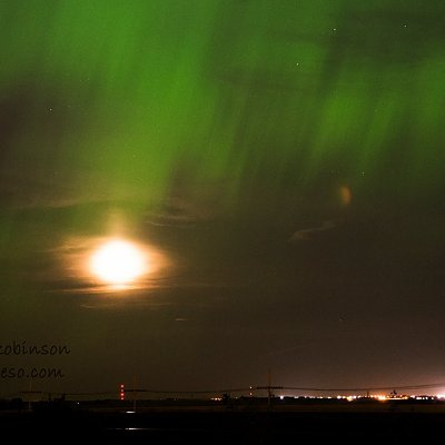 Northern Lights In Regina