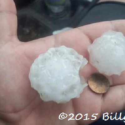 June 10th Illinois 2-inch Hail